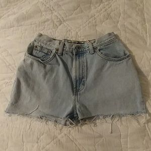 GAP - denim cut offs